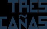 logo TresCanas blauw